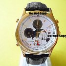 NEW Mens Disney Mickey Mouse Chronograph Date SEIKO Watch