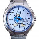 BRAND NEW Men's Disney Donald Duck Date Watch HTF