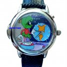 NEW Armitron Marvin The Martian Mel Blanc Looney Watch
