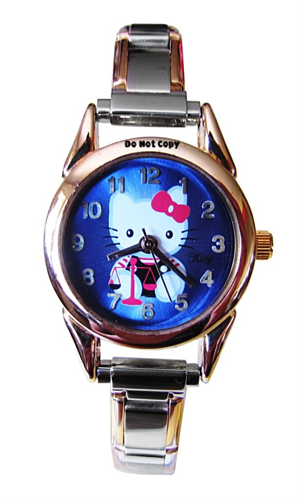 BRAND NEW Hello Kitty Italian Charm Watch
