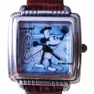 NEW Disney Fossil MICKEY MOUSE Steamboat Willie 1928 Watch HTF
