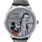 NEW Walt Disney Men's Mickey Mouse Limited Edition Watch HTF