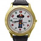 NEW Unisex Disney Mickey Mouse Nutcraker Christmas Watch HTF