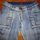 NWOT Ladies Brazilian Jeans Size 44 or 9/10