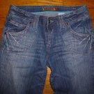 NEW Ladies MUDD Embellished Capri Jeans Junior Size 11