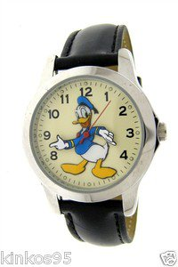 NEW Disney SII Unisex Donald Duck Collectible Watch HTF