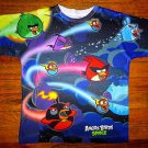 NEW Angry Birds Space Boys T Shirt
