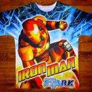 NEW Marvel IRON MAN 3 Powered by Stark T Shirt Size XS (4/5)