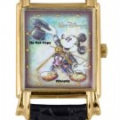 NEW Disney Mickey Mouse Magician Limited Edition Watch HTF