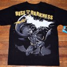 NWT Boys DC Comics Batman The Dark Knight Rises T Shirt Size XL 14/16