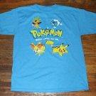 NEW Pokemon Gotta Catch 'em All Boys T Shirt Size 2XL (18)