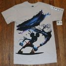 NEW Authentic Disney Epic Mickey Mouse With Paintbrush TShirt Size S