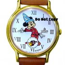 Mens Disney Lorus Mickey Mouse Sorcerer Fantasia Watch