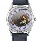 NEW Disney Fossil Tigger kangaroo Kanga Rabbit Limited Edition Watch HTF