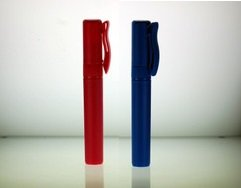 (12 ct) Wholesale 2 Dram (8 ml) Pink Refillable Atomizer Spray Perfume Pen