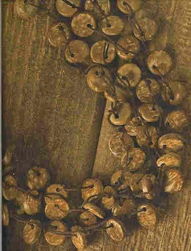 NEW COCONUT CALYPSO JEWELRY SET (SET OF 2 (#39592)