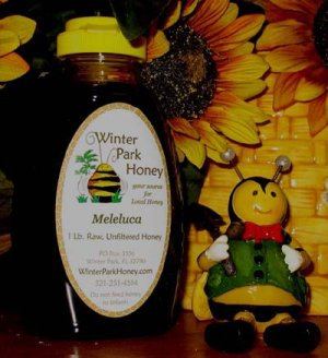 16 oz Melaleuca Honey (raw, unheated, unprocessed)