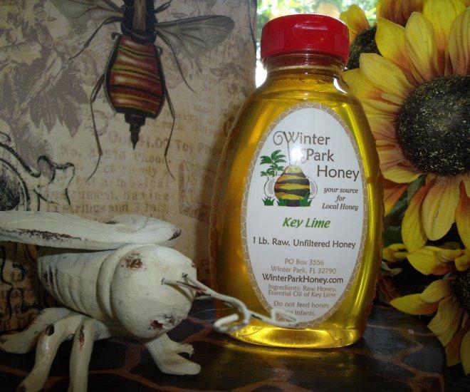 Key Lime 16oz  - Raw, Pure, Natural