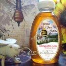 Local Wildflower Honey 16oz  - Raw, Pure, Natural