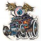 Eye Gone Wild Sticker (S-48)