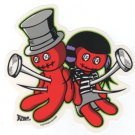 Voodoo Luv Sticker (S-153)