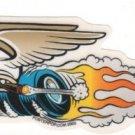 Small Eye Rod Sticker (S-402)