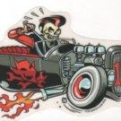 Devil Rod Sticker (S-19)