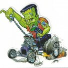 Young Frankenrod Sticker (S-137)