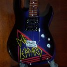 DEF LEPPARD PHIL COLLEN Mini Famous Guitar Memorabilia Collectible Gift