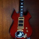 GRATEFUL DEAD JERRY GARCIA  Mini Guitar TIGER Collectible Gift