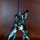 PANTERA DIMEBAG DARRELL Mini Guitar 'TRENDKILL' Collectible Gift