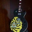 SOUNDGARDEN CHRIS CORNELL Famous Mini Guitar Memorabilia Collectible Gift
