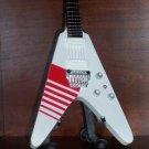 BUCKETHEAD Mini guitar FLYING V Memorabilia Collectible Gift