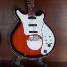 QUEEN BRIAN MAY Mini Guitar 'HONEY SPECIAL' Memorabilia Collectible Gift