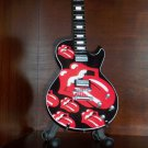 ROLLING STONES KEITH RICHARDS Mini Famous Guitar Memorabilia Collectible Gift