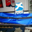 Full colour embroidery, Kilt Carrier Scottish Clan crest or National image