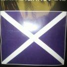 "ST. Andrews Cross AKA Saltire, Warm Blanket Super soft 50"" x 60"""