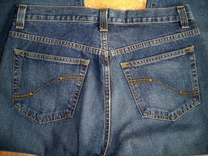 DKNY mens jeans size 32x34 california