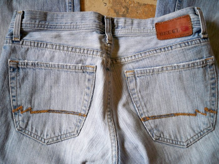 BKE jeans Jaxon mens size 31x33