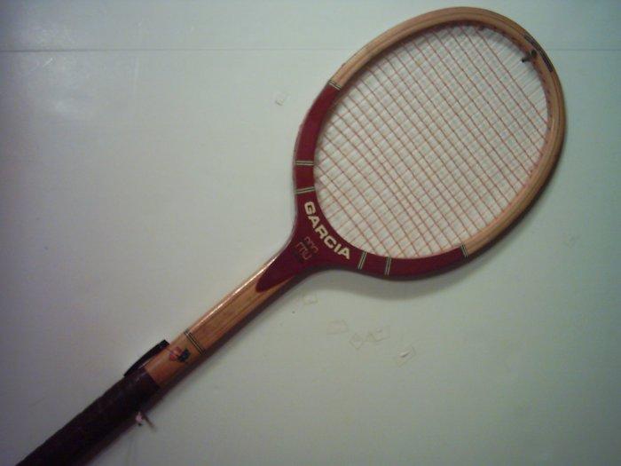 Garcia Pro Cragin Pro 480 Tennis Racquet 4 1/2 (SN GAW04)