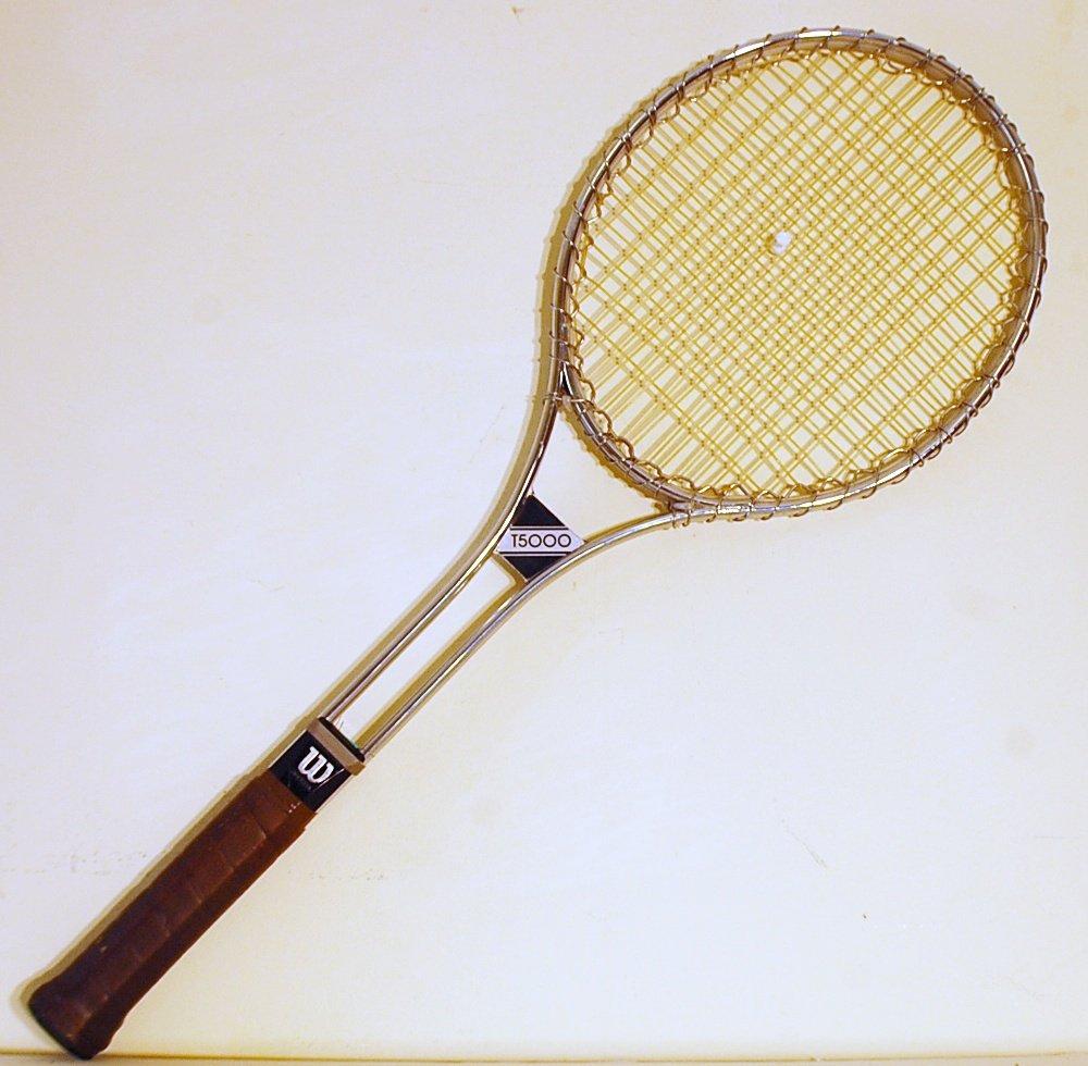 Wilson T5000 Vintage Tennis Racquet 4 1/2 (SN WIS18)