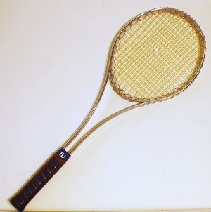 Wilson TX3000 Vintage Tennis Racquet   4 1/2 L(SN WIS13)