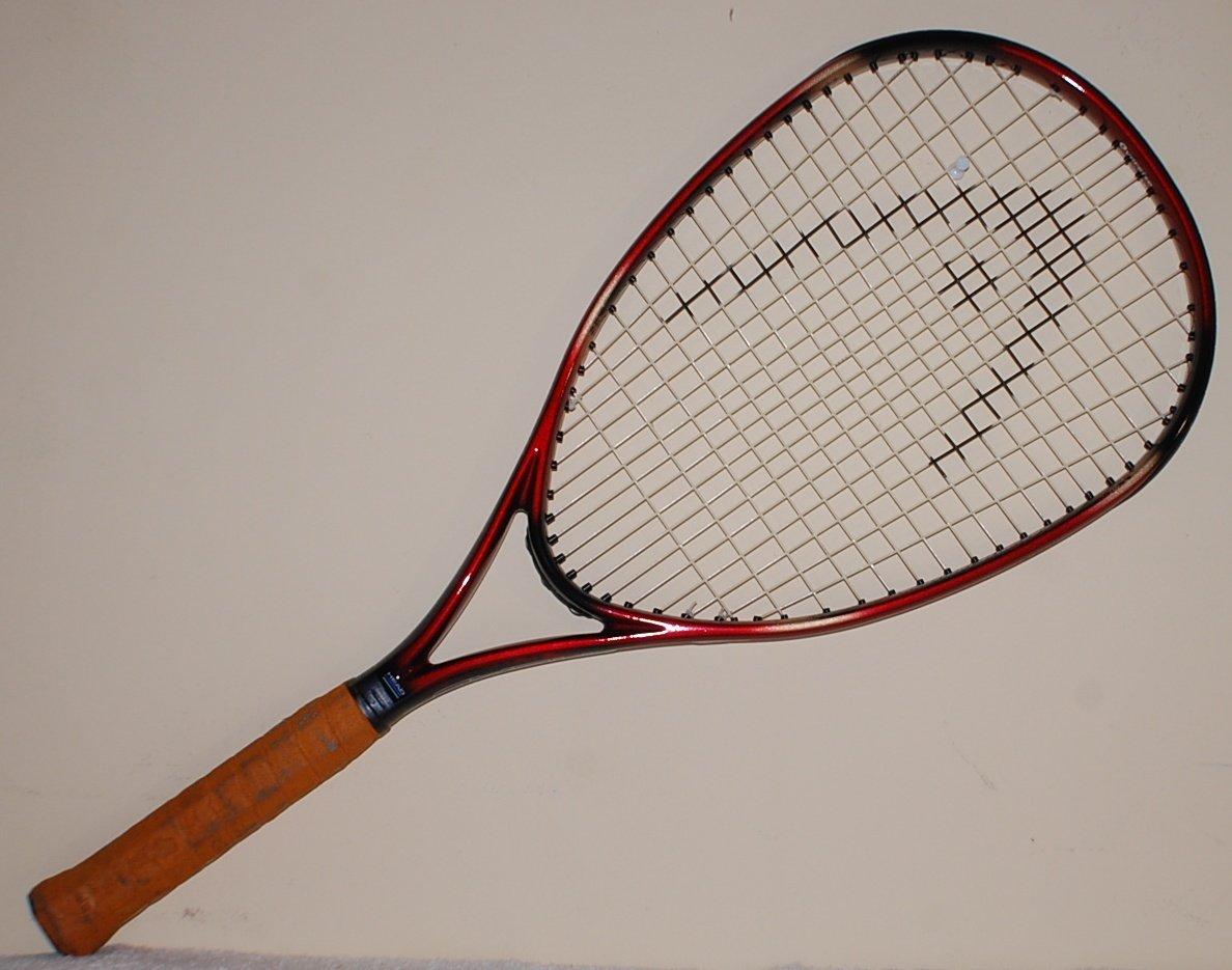 Head Graphite Widebody Legend Pro Tennis Racquet  4 1/2  (HEG15)