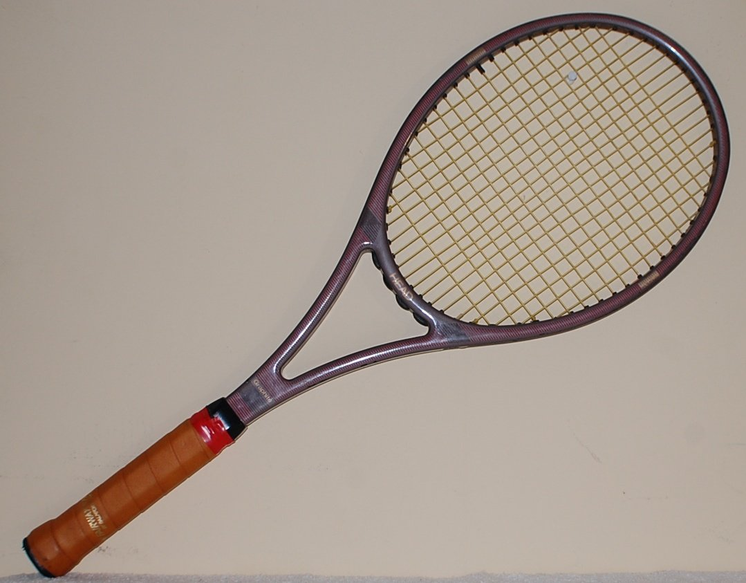 Head Composite Edge Graphite Tennis Racquet 4-3/8 (HEG04)