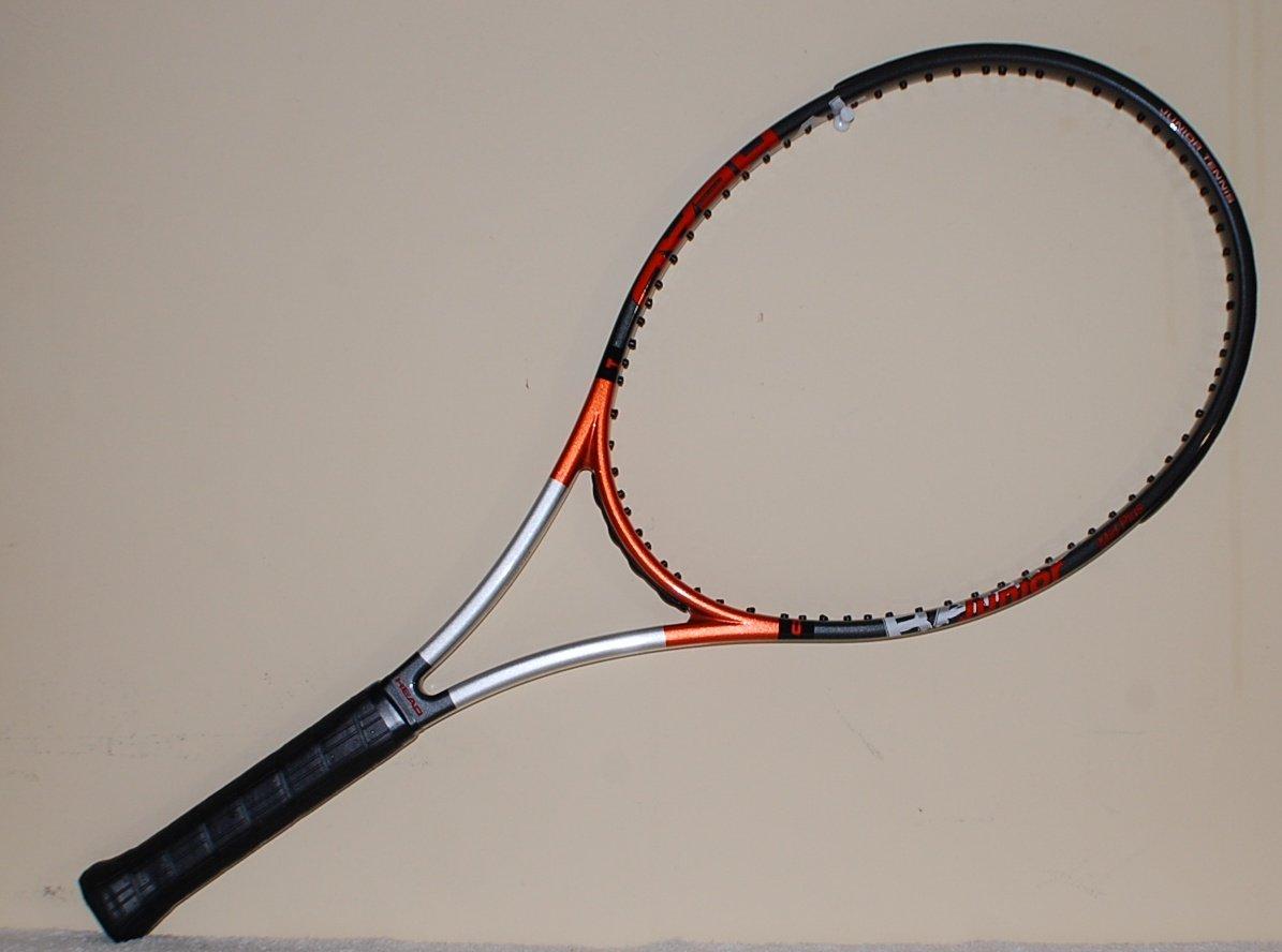 Head Radical Junior Mid Plus Tennis Racquet with case (HEG09)