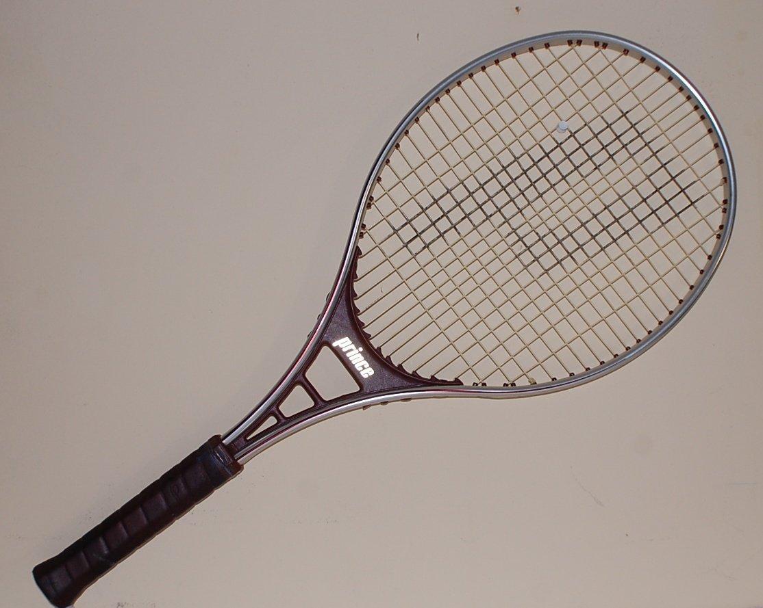 Prince Classic II Aluminum Oversize Tennis Racquet 4-1/4 (SN PRG07)