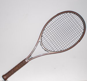 "Pro Kennex  Pro Comp Red/Gold Tennis Racquet 4-1/8""  with head cover (SN PKG25)"