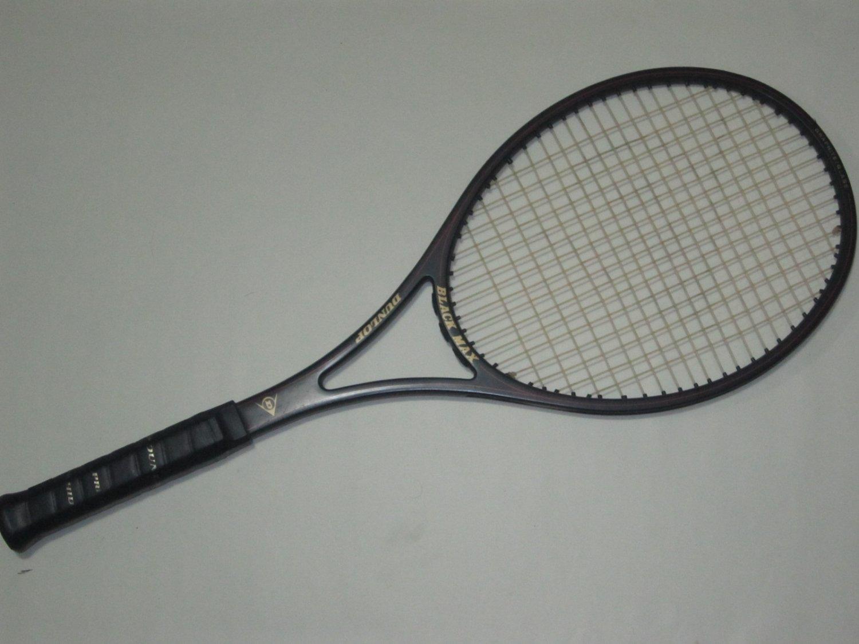 Dunlop Black Max Graphite Tennis Racquet (DUGT01)