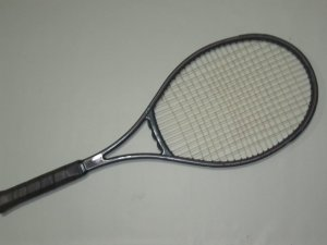 Bard Graff Fire Graphite Tennis Racquet  (BAG 01)
