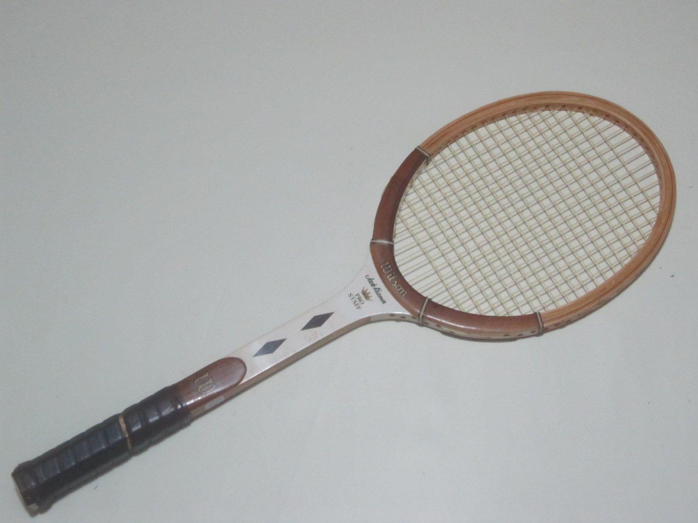 Wilson Jack Kramer Pro Staff Wood Tennis Racquet (SN WIW60)